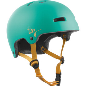 TSG Ivy Solid Color Helmet satin jade turquoise